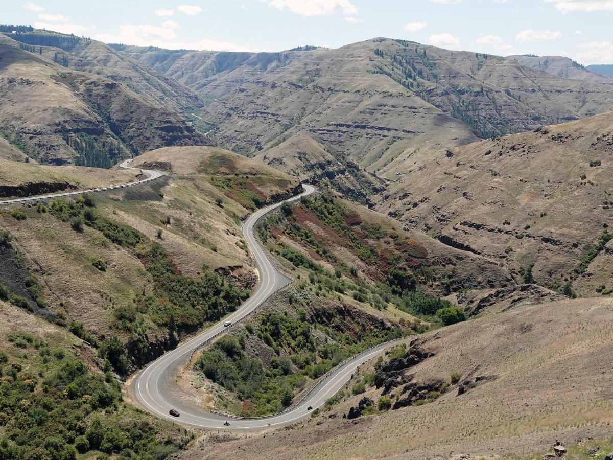 SR 129 - Rattlesnake Canyon