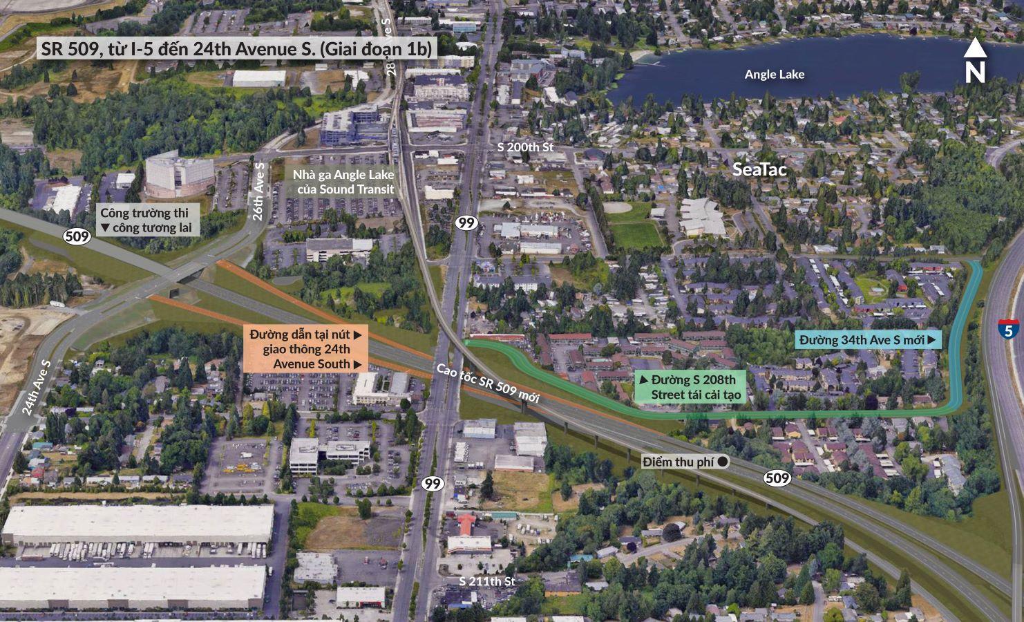 Nút giao thông 24th Avenue South