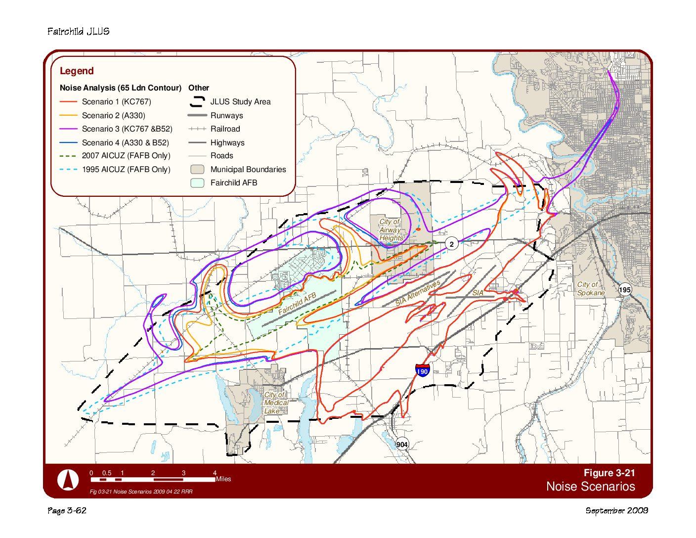 Final-fairchild-joint-land-use-study Noise Contour Map